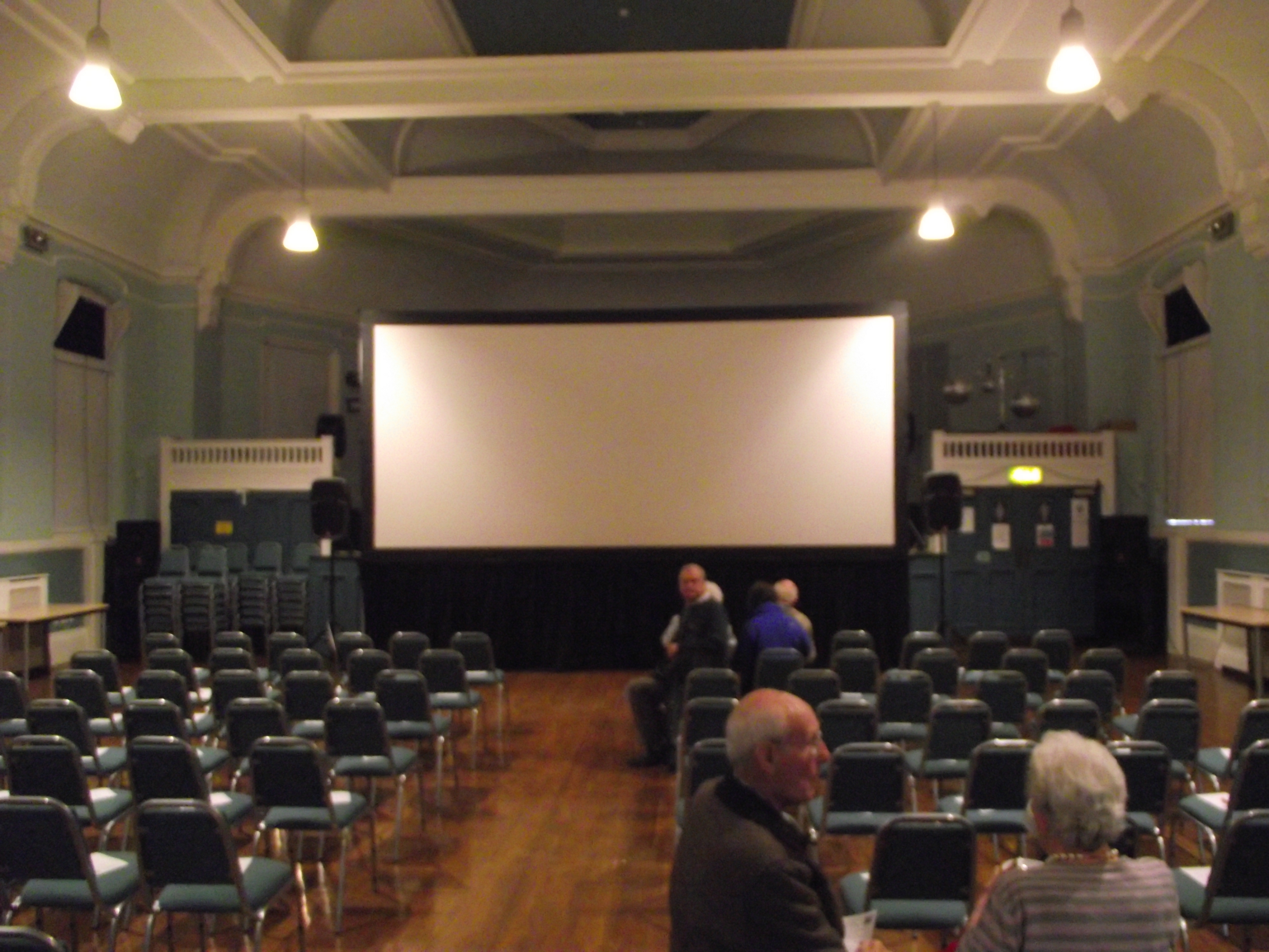 Our Cinema Screen